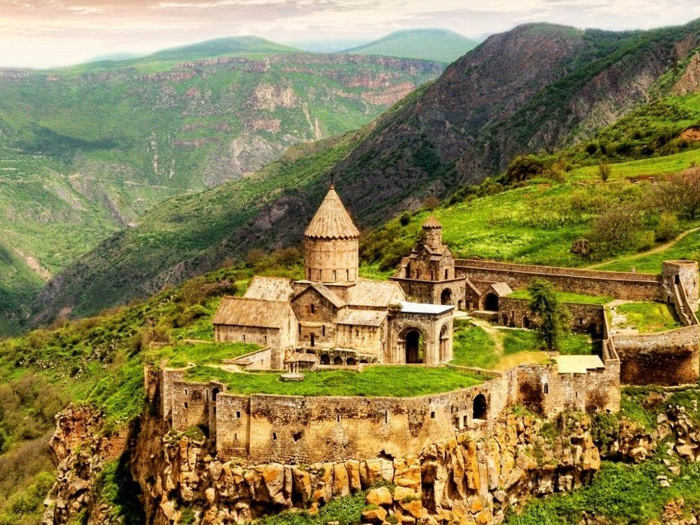 NEW!! 4-day tour to the southern regions of Armenia