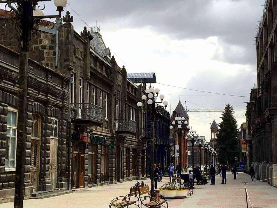 Ethno tour to Gyumri
