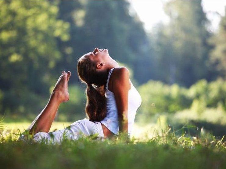 Yoga retreat in Byurakan