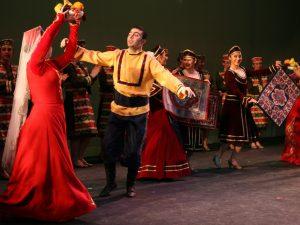 The Wedding Ritual in Armenia
