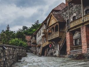 Dilijan: the resort city of Armenia where the first archaeological excavation was held.